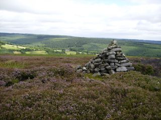 Pile_of_Stones_on_Spaunton_Moor_-_geograph.org.uk_-_213831